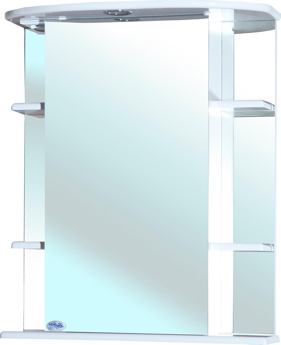 Зеркало-шкаф Bellezza Магнолия 55 R