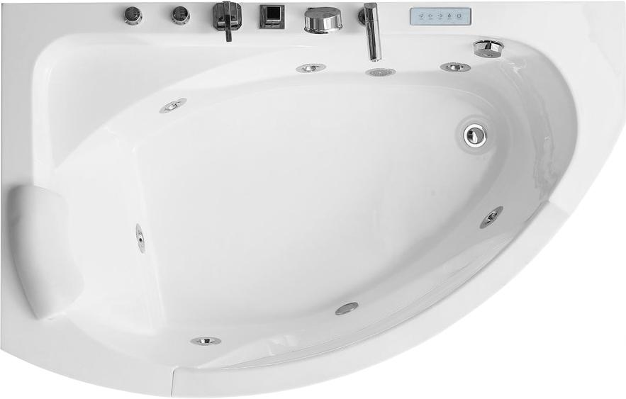 Акриловая ванна Black&White Galaxy GB5008 L, Белый, Galaxy GB5008